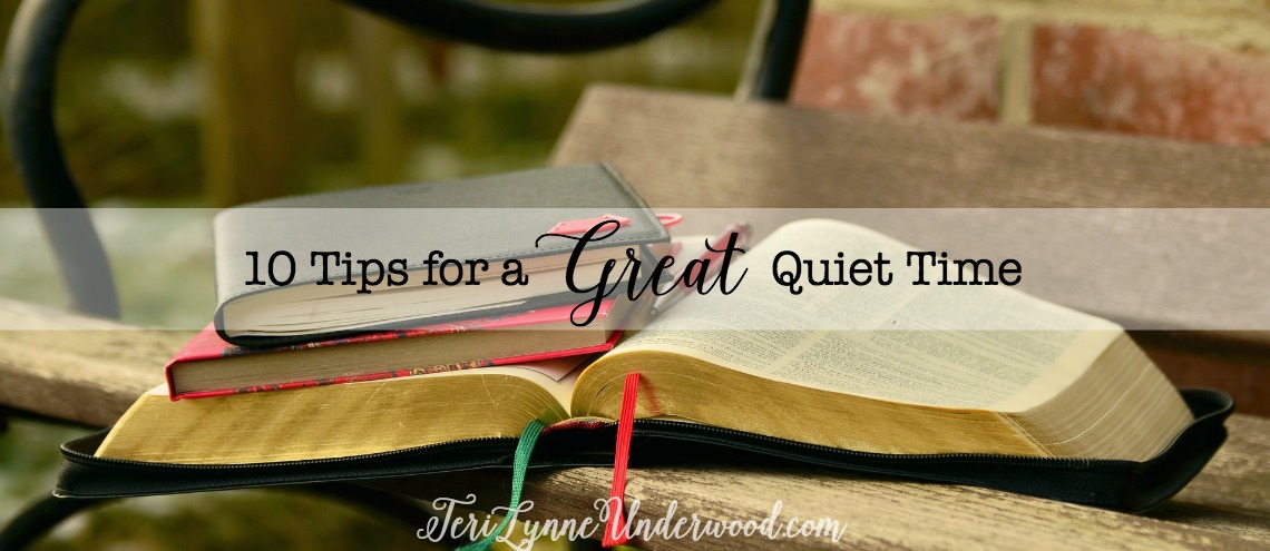 What if having a great quiet time isn't as complicated as you think??