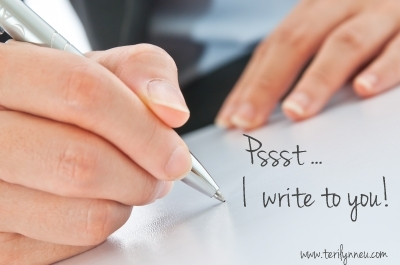 I write to you www.terilynneunderwood.com