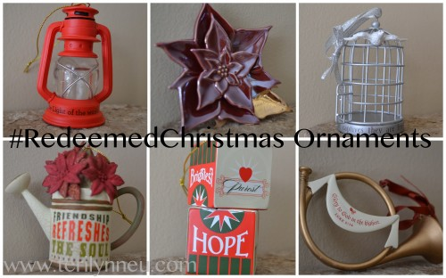 Thanksgiving Stocking Ornaments www.terilynneunderwood.com