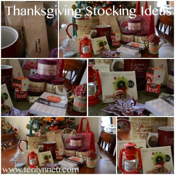 Thanksgiving Stocking Ideas www.terilynneunderwood.com