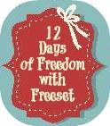 12 Days of Freedom {Freeset USA} www.terilynneunderwood.com