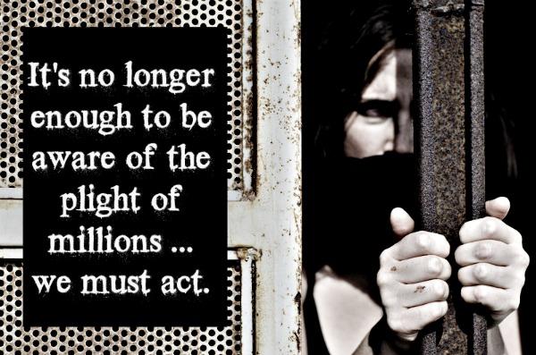 5 ways to fight slavery www.terilynneunderwood.com/blog