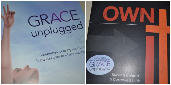 grace unplugged || Teri Lynne Underwood