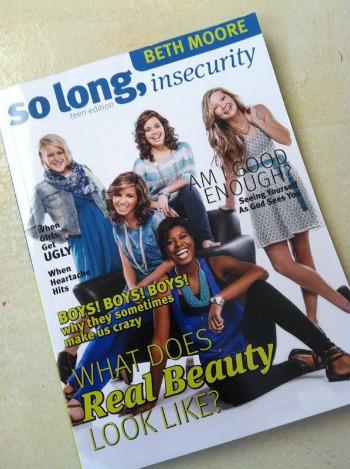 so long insecurity teen edition || www.terilynneunderwood.com/blog