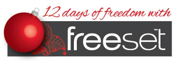12 days of freedom || freeset || TeriLynneUnderwood.com
