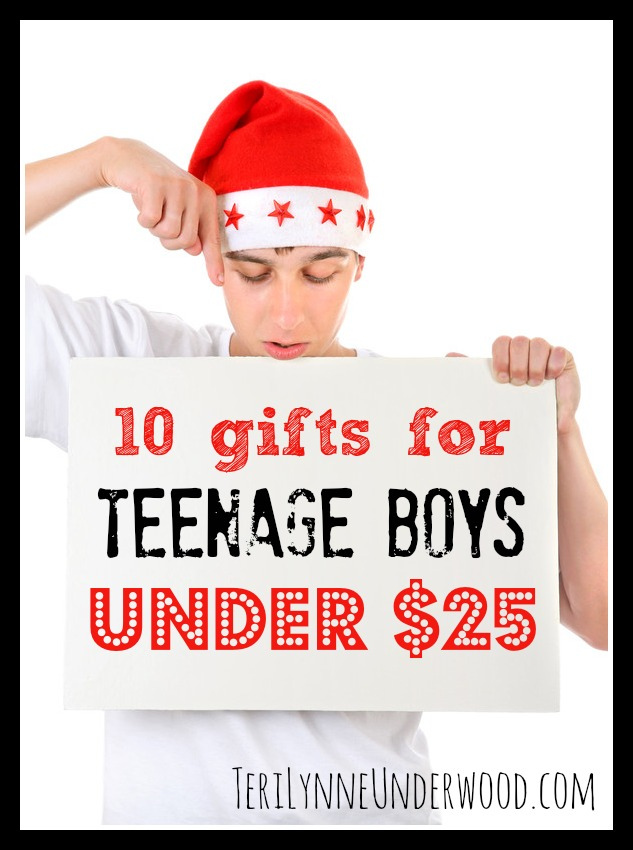 Gifts for teen guys see