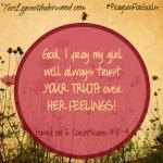 #PrayersforGirls based on 2 Corinthians 4:8-9    TeriLynneUnderwood.com