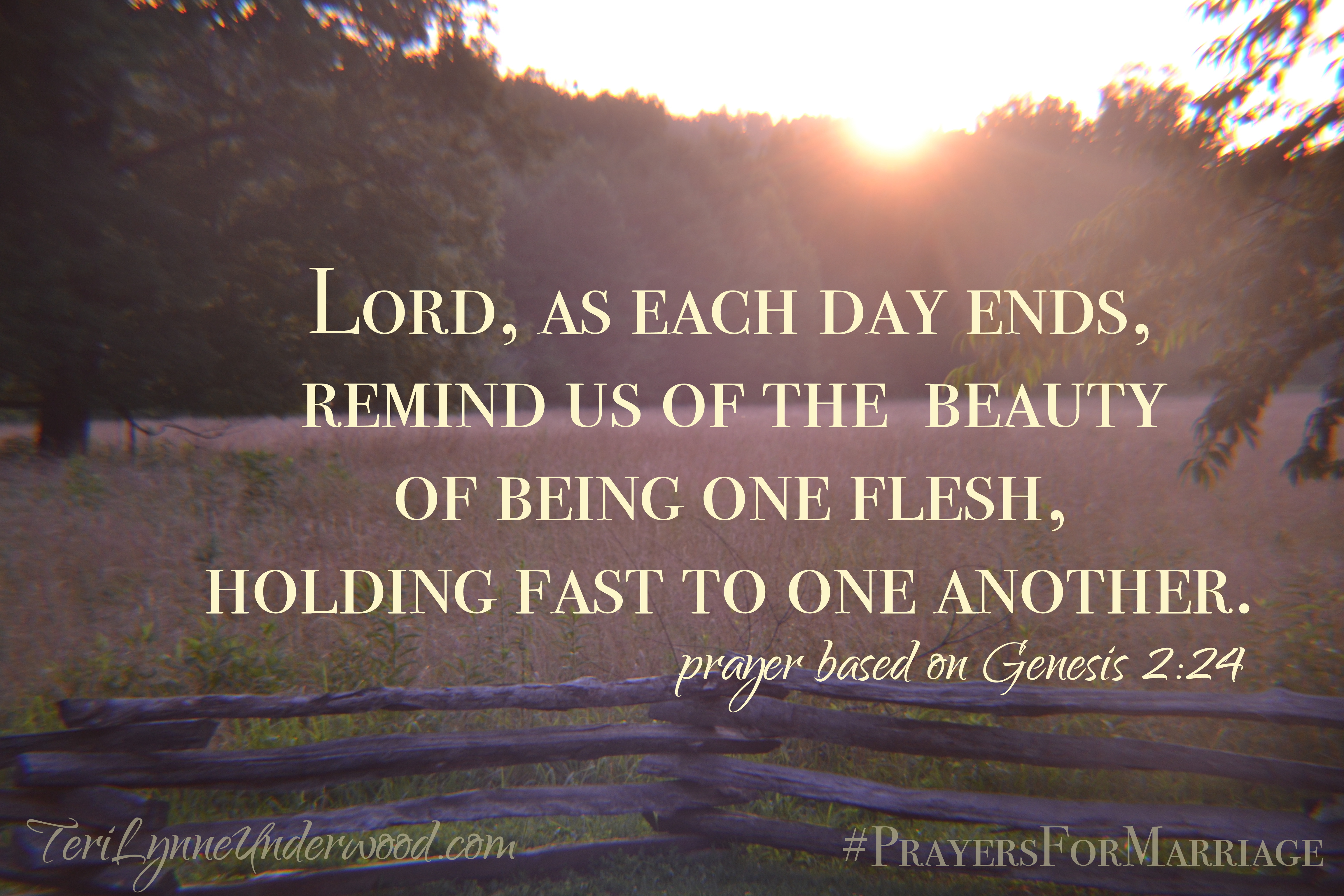 31 Verses To Pray For Your Marriage Genesis 2 24