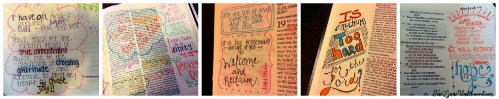 3 reasons I love my journaling BIble