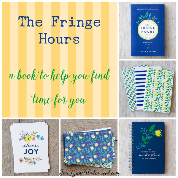 The Fringe Hours {book review}