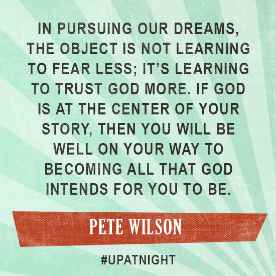 {Book Review} What Keeps You Up at Night by Pete Wilson
