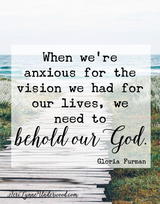 """truth for all of us from Gloria Furman's book, """"The Pastor's Wife"""""""