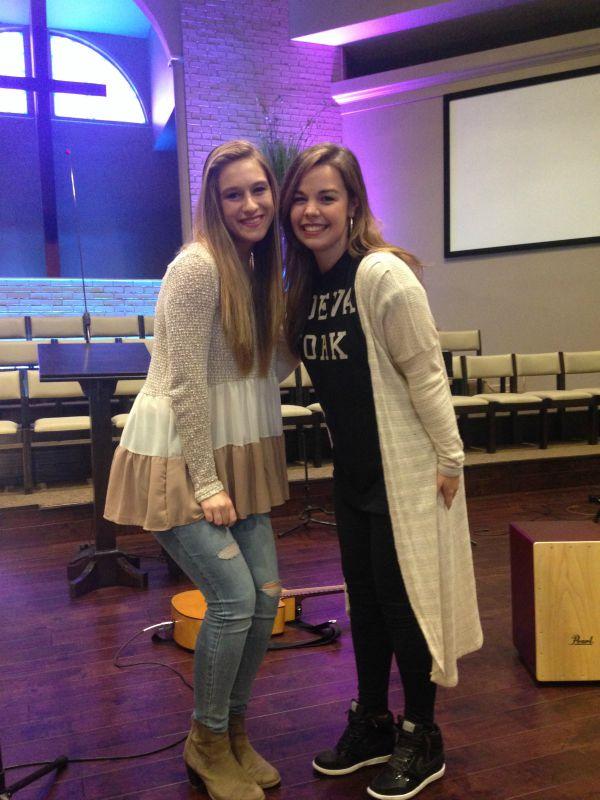 Music to inspire your daughter ... Kristen Dunn