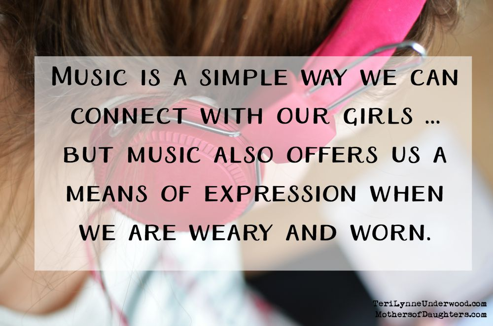Recommended Resources from Mothers of Daughters ... music for you and your girls