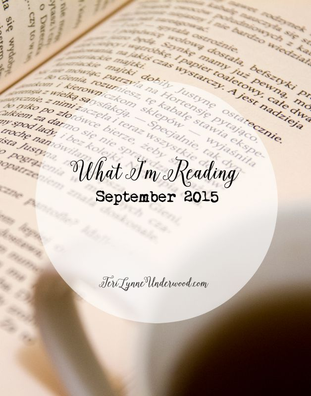 Looking for a good read? Here's what I've been reading in September. Both fiction and nonfiction recommendations.