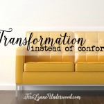 Transformation instead of Conformation
