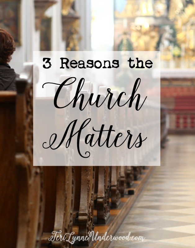 """Churches are made of people. Broken, sinful, wretched people. We say and do things that create strife and heartache. It's nothing new. Paul had to address some of the same issues we see in the modern church.  But let there be no mistake, local faith families are important! The church matters ... and being connected to a local congregation is important for every believer. David Mathis writes,  """"One of the most counter-cultural things you can do is become an engaged member of a faithful local church.""""  Committing ourselves to a local congregation is important for several reasons."""
