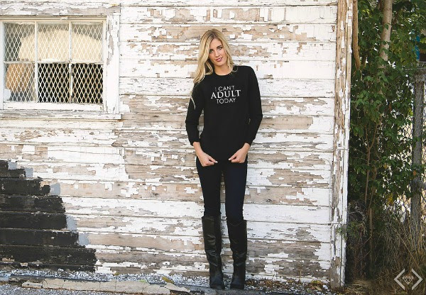[aff] COS #Style Steal for 2/8/2016 ... graphic sweatshirts for $16.95 & FREE shipping with code SWEATSHIRT2016
