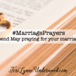 Coming in May — #MarriagePrayers: 31 Verses to Pray for Your Marriage