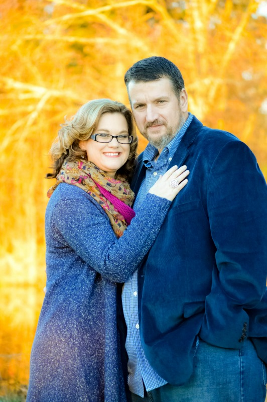Join Scott and Teri Lynne Underwood in May for #MarriagePrayers — 31 Verses to Pray for Your Marriage