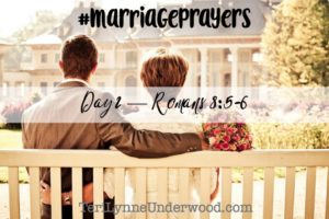 #MarriagePrayers: Romans 8:5-6