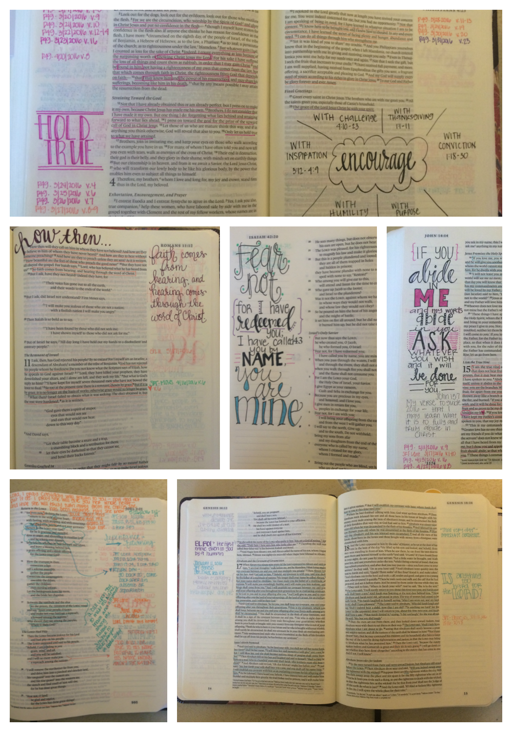 A journaling Bible can also be an awesome gift for someone special in your life. Using it record specific prayers, reflections on verses in light of that person, and even your own notes about Scripture make this a deeply personal and special gift.
