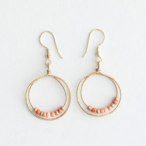 Village Artisan Earrings from DaySpring