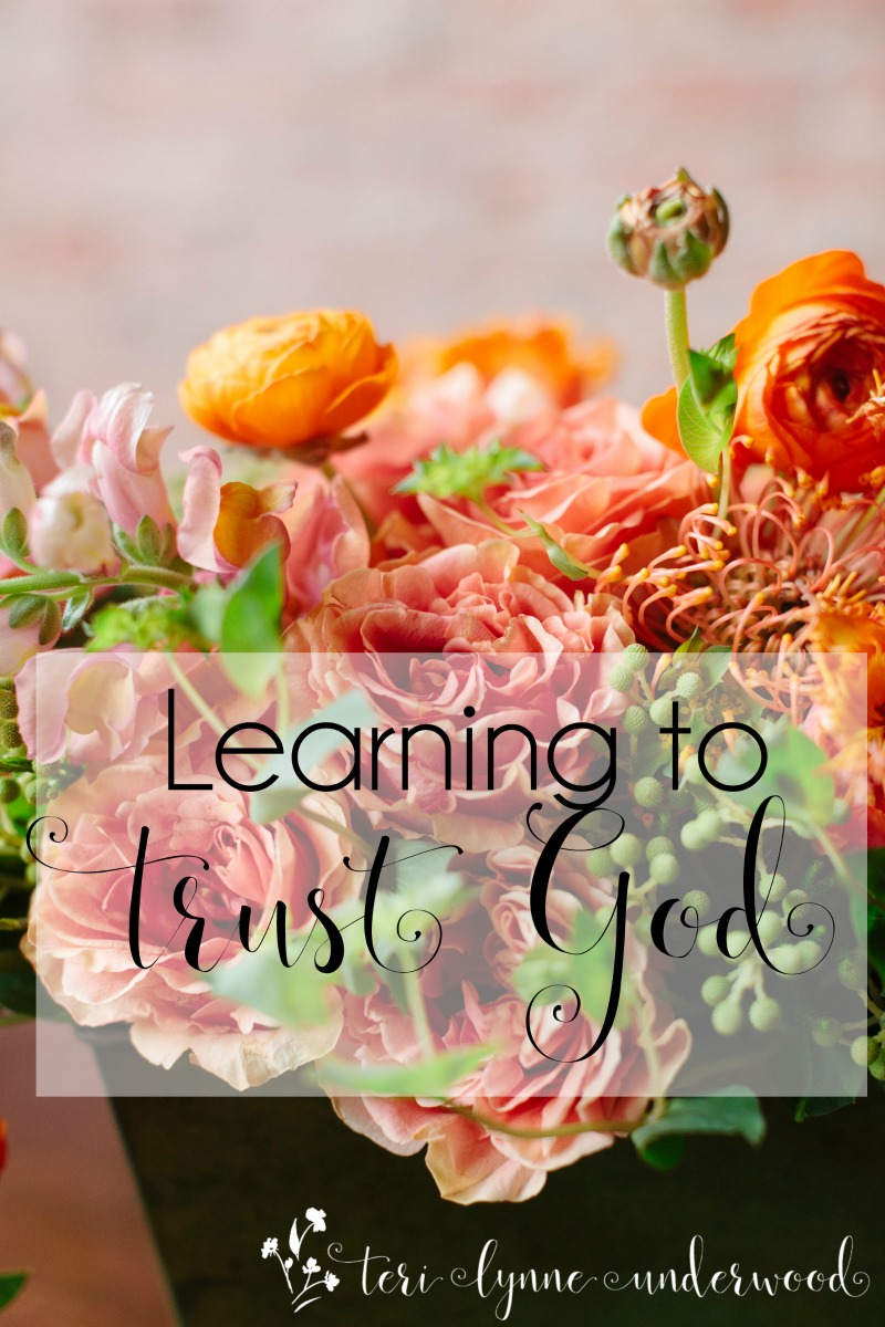 Learning to Trust God
