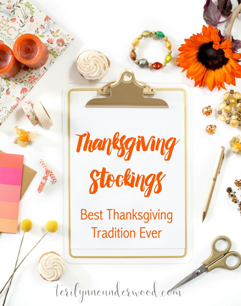 10 Thanksgiving Stocking Ideas