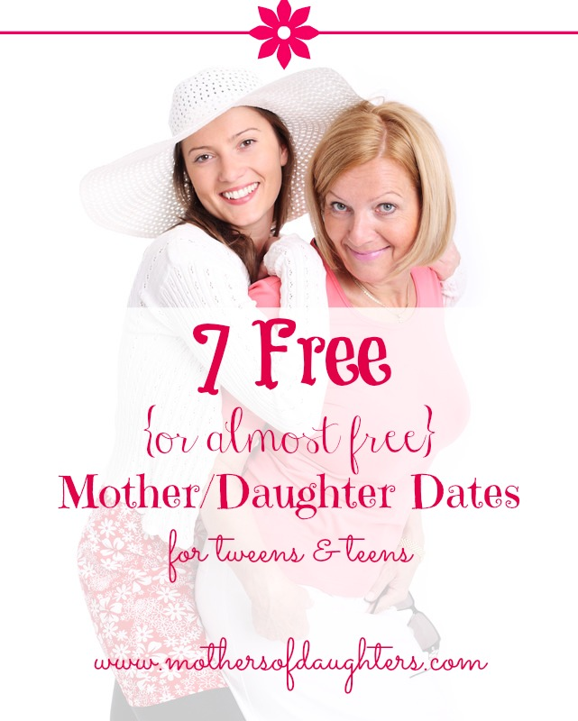 Girl Mom? Join the Club! {Mothers of Daughters, July Edition}