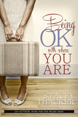 Being OK with Where You Are {book review}