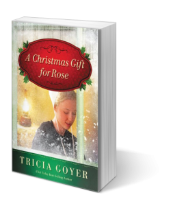 A Christmas Gift for Rose {book review}