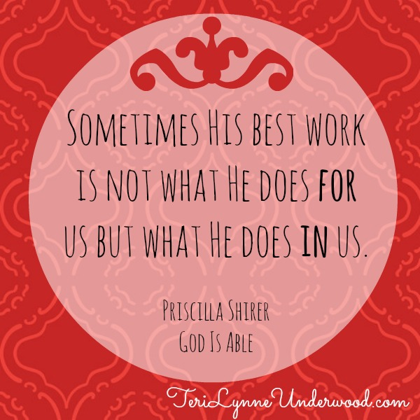 God Is Able by Priscilla Shirer {Book Review}