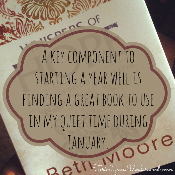 Whispers of Hope by Beth Moore {Book Review}