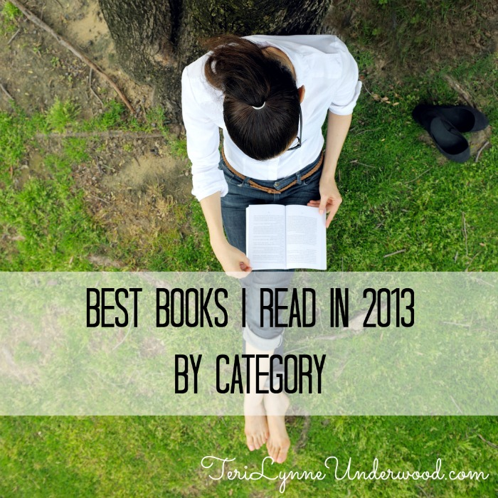 Best Books I Read in 2013 by Category