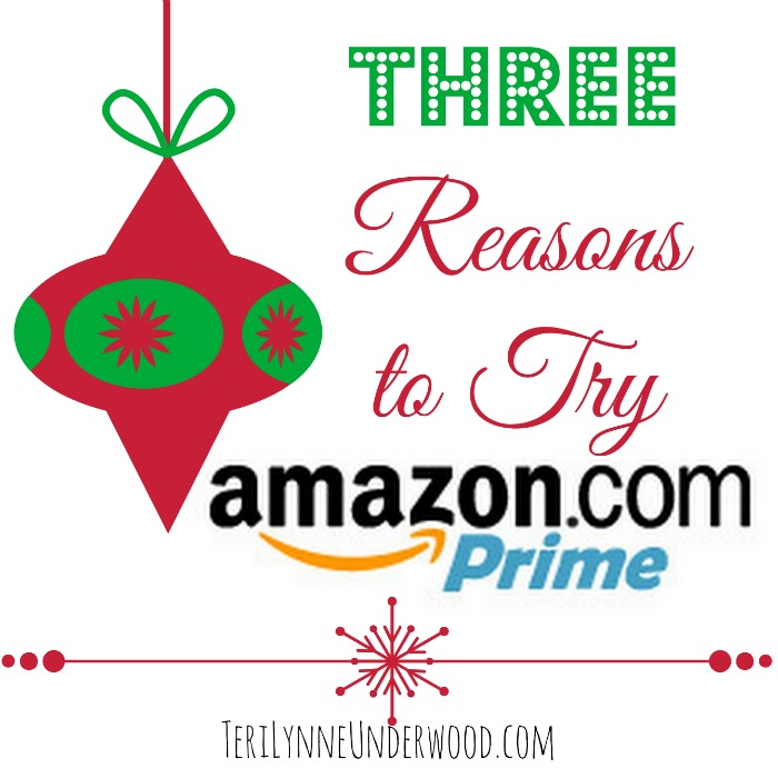 3 Reasons to Try Amazon Prime