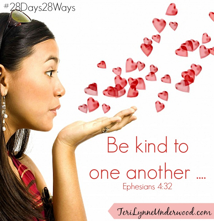 28 Days, 28 Ways: Speak Kind Words