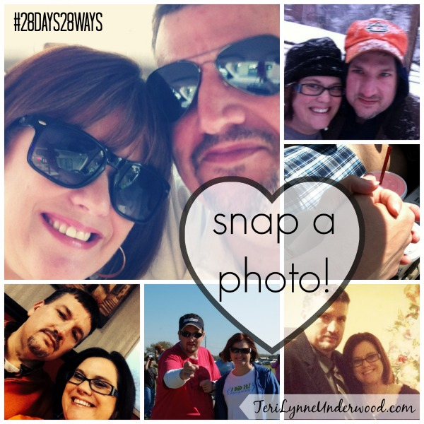 28 Days, 28 Ways: Snap a Photo