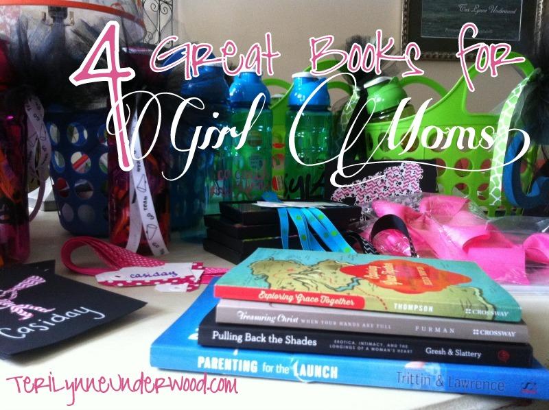 4 Great Books for Girl Moms