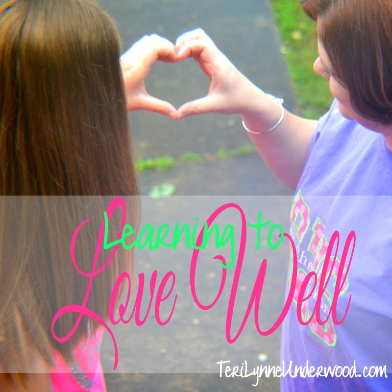 Learning to Love Well