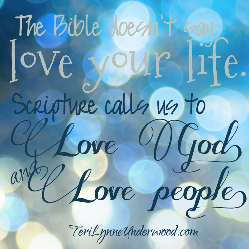 Do You Love Your Life?