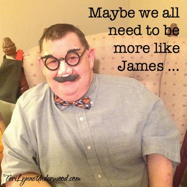 More Like James
