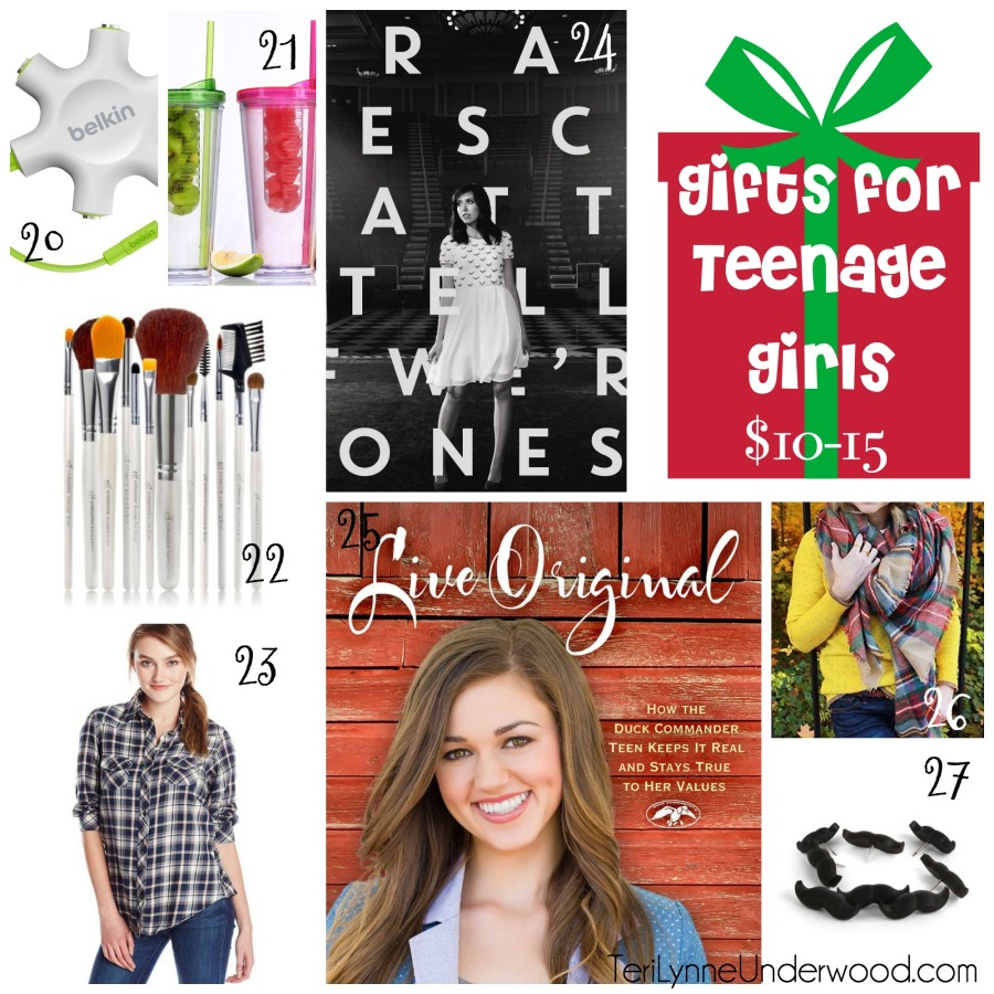 Gift Ideas For Age S 10 15
