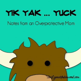 Yik Yak … Yuck {Notes from an Overprotective Mom}