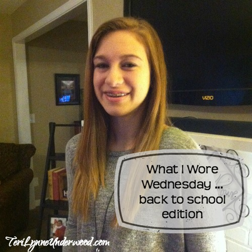 WIWW {the back to school: winter edition}