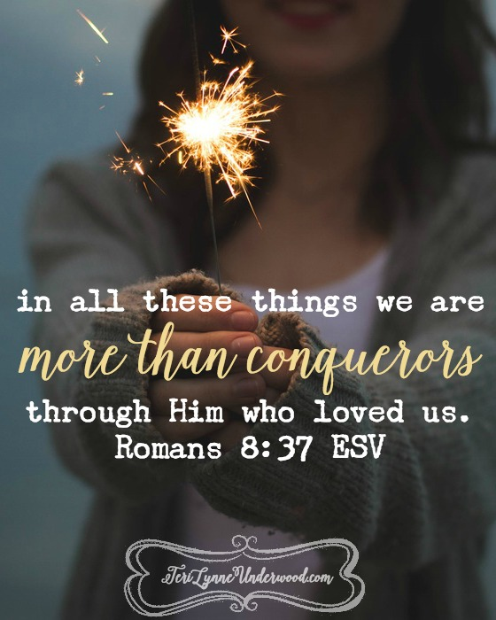 Jesus Has Overcome!