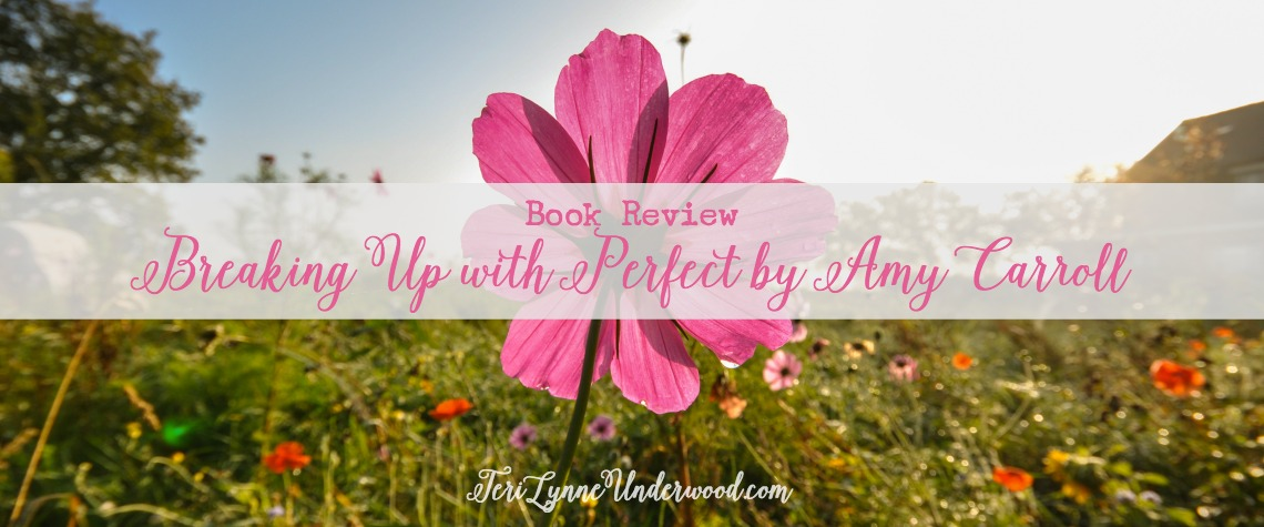 Book Review: Breaking Up with Perfect by Amy Carroll