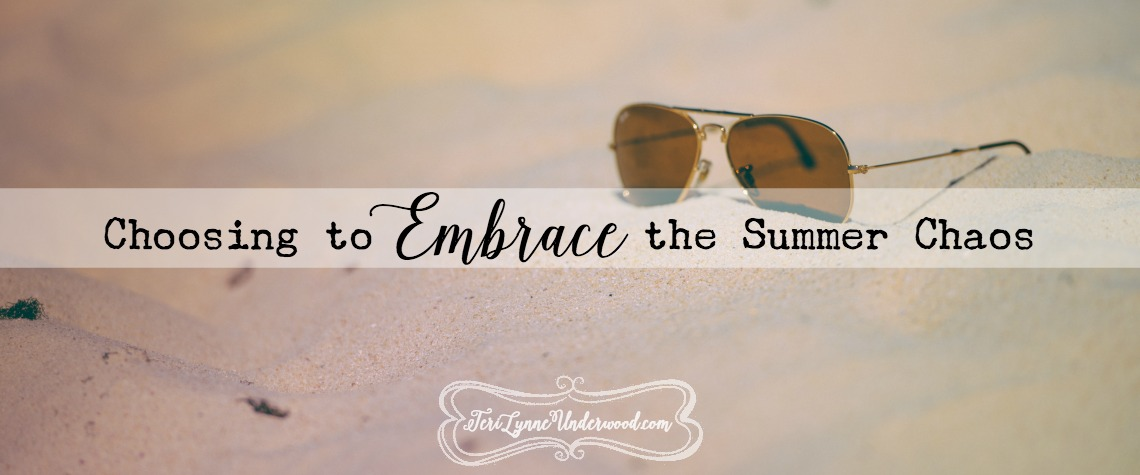 How Will You Respond to Summer Chaos?