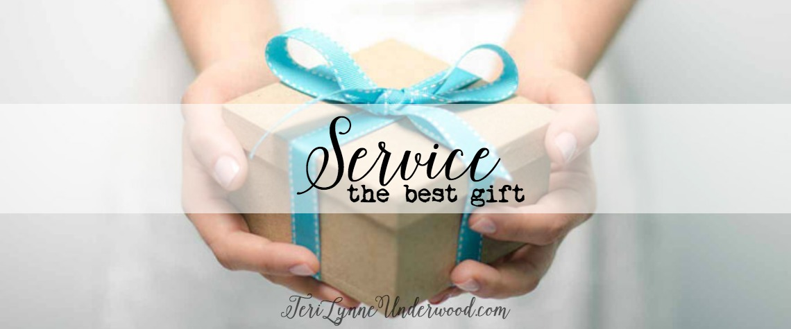 Service: the best gift