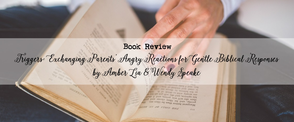 {book review} Triggers by Amber Lia & Wendy Speake